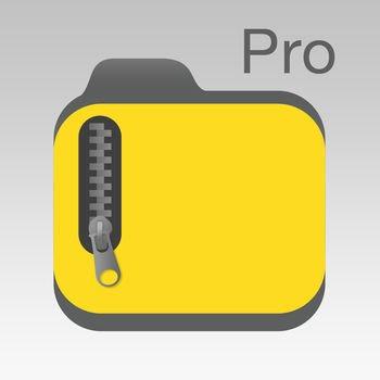 iZip Pro - Zip Unzip Unrar Tool v13.01