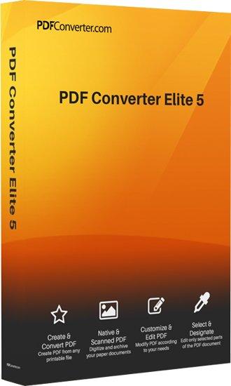 PDF Converter Elite 5.0.6.0 + Portable