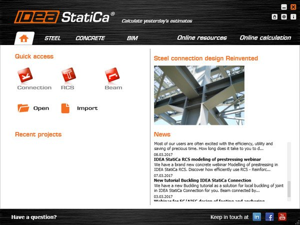 IDEA StatiCa v8.0.12.429761 (x86/x64) Reset Trial