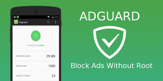 Adguard v2.9.134 RC [Premium - Block Ads Without Root]