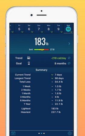 Weight Diary v6.1