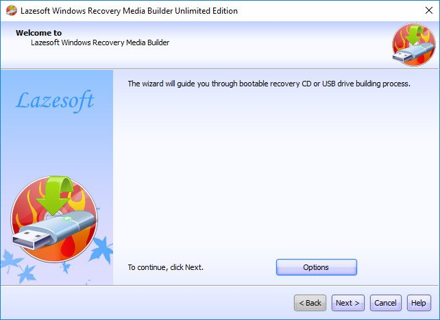 Lazesoft Windows Recovery 4.2.0.1 Unlimited Edition