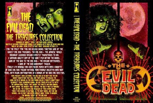 The Evil Dead Treasures from the Cutting Room Floor (2007) BRRip XviD MP3-RARBG