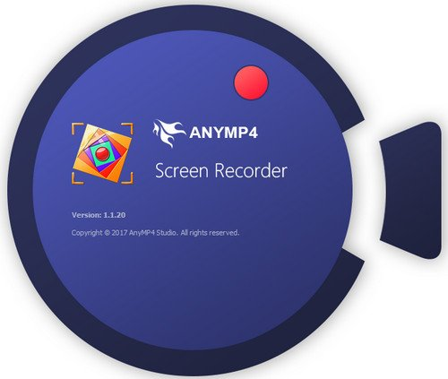 AnyMP4 Screen Recorder 1.1.20 Multilingual