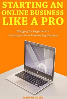 Starting an Online Business Like a Pro: Blogging for Beginners or Creating a Fiverr Freelancing Business