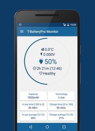 T Battery Pro Monitor v1.24