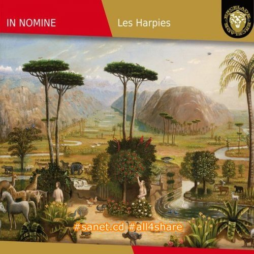 Freddy Eichelberger & Les Harpies  - In nomine (2017