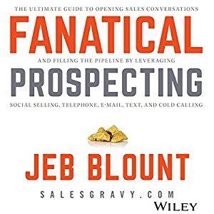 Fanatical Prospecting (Audiobook)