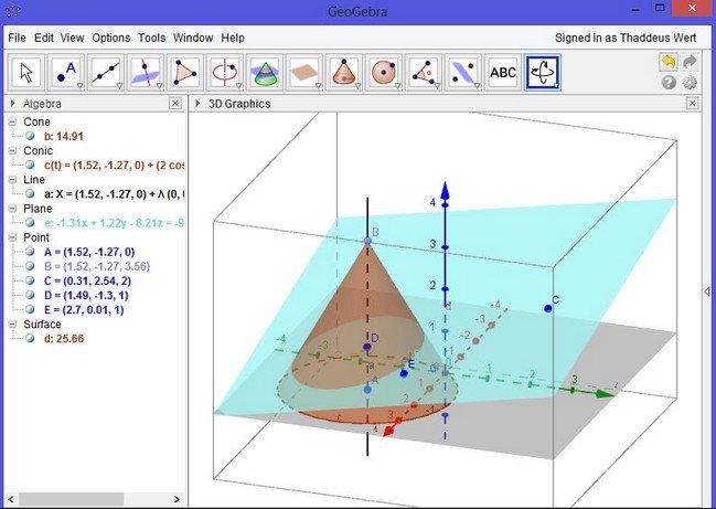 GeoGebra 5.0.388.0 Multilingual (Win Mac)