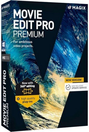 MAGIX Movie Edit Pro Premium 2017 v16.0.3.66