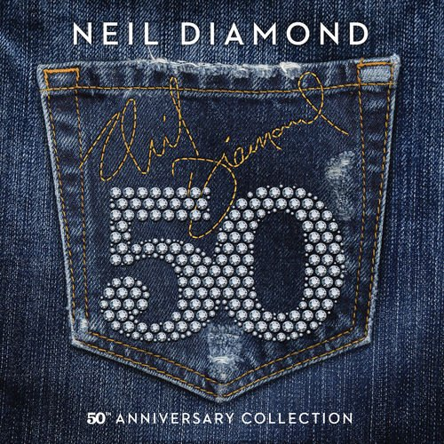 Neil Diamond - 50th Anniversary Collection (Limited Edition) (2017)