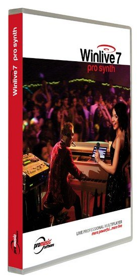 WinLive Pro   Pro Synth v7.0.10 Multilingual