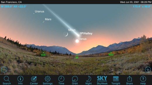 SkySafari 5 v5.3.0 (iOS)