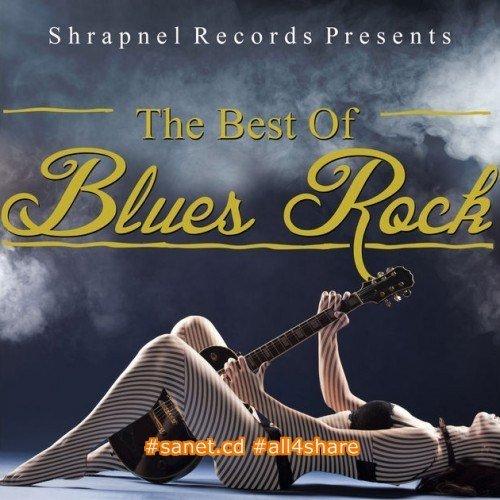 VA - Shrapnel Records Presents The Best of Blues Rock -2016-