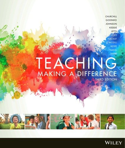 Teaching: Making a Difference, 3 edition