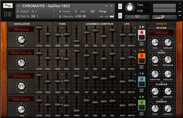 Hideaway Studio Chromatix v1.2 KONTAKT