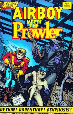Airboy Meets The Prowler
