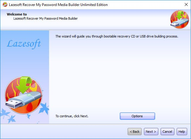 Lazesoft Recover My Password 4.2.3.1 Unlimited Edition Portable
