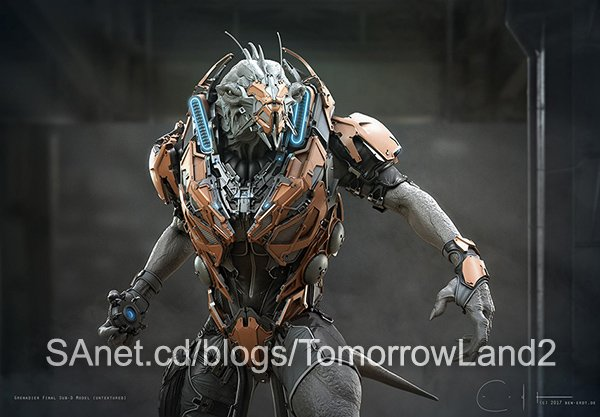 Download The Gnomon Workshop - Creature Modeling for