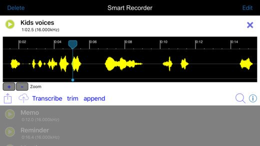 Smart Recorder/Transcriber - All Features v4.0.6