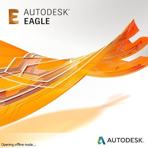 Autodesk EAGLE Premium 8.3.2 (Win)