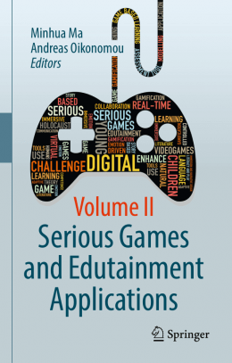 Springer: Serious Games and Edutainment Applications Volume II