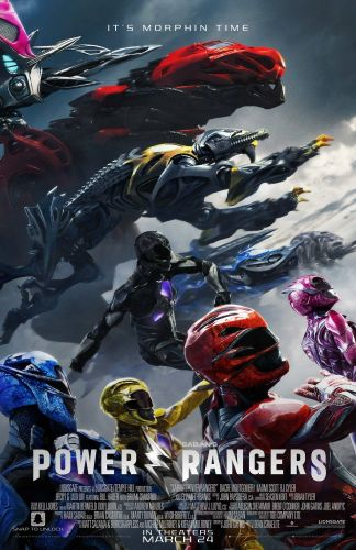 Power Rangers 2017 CAMRip XviD AC3 700MB Lara