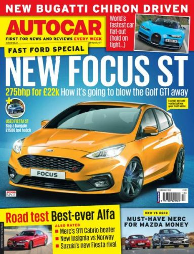 Autocar UK - Issue 13 - 29 March 2017