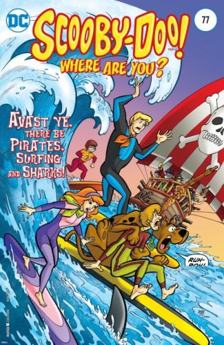Scooby-Doo - Where Are You 077 (2017)