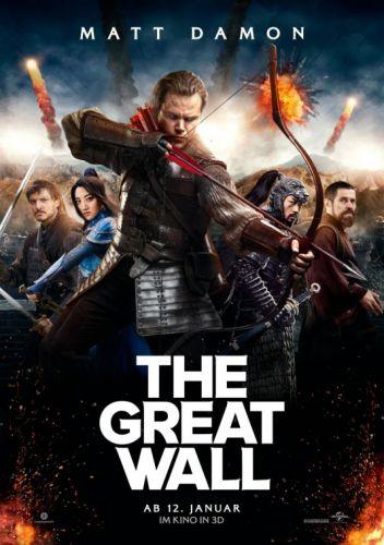 The Great Wall 2016 1080p WEBRip 1.4 GB iExTV