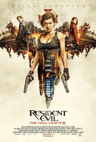 Resident Evil The Final Chapter 2017 BRRip XviD AC3-EVO
