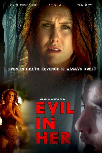 Evil In Her 2017 HDRip XviD AC3-EVO