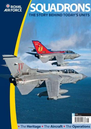 Royal Air Force - Squadrons The Story Behind Today's Units (2016)