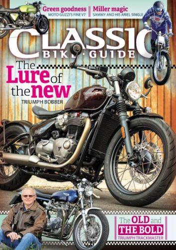 Classic Bike Guide -- April 2017