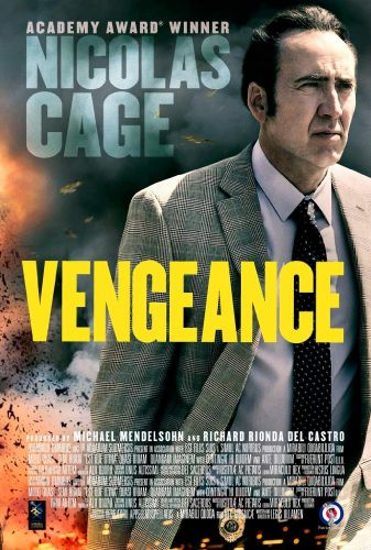 Vengeance A Love Story 2017 720p BRRIP 850MB - NBY