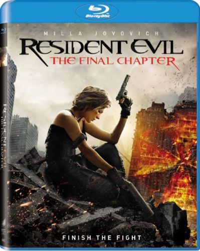 Resident Evil The Final Chapter 2016 BluRay 1080p DTS AC3 x264-ETRG