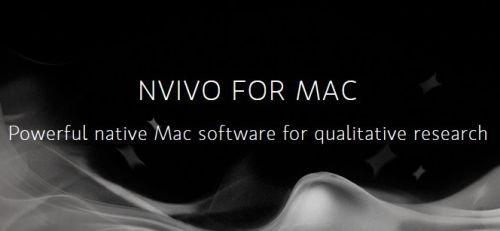 NVivo 11.4.0 Multilangual MacOSX