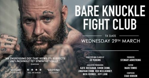 Channel 4 - Bare Knuckle Fight Club (2017) 720p HDTV x264-DEADPOOL