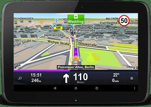 GPS Navigation & Maps Sygic v17.0.5 Final Full