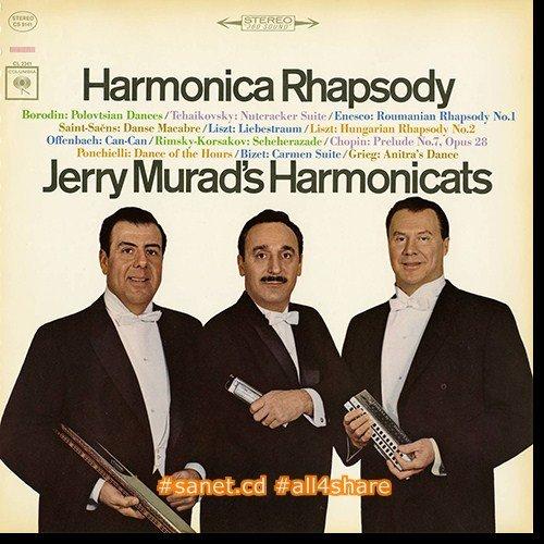 Jerry Murad's Harmonicats - Harmonica Rhapsody (1965-2015) [HDtracks]