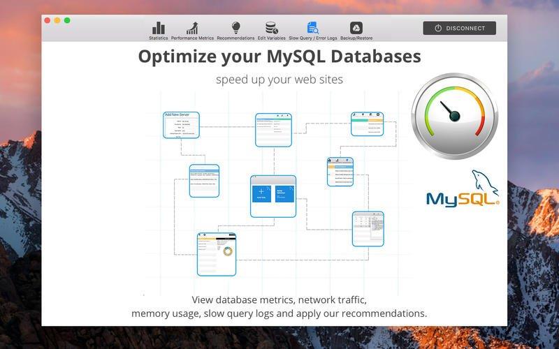Download MySQL and MariaDB Optimizer 1.5 MacOSX - SoftArchiv