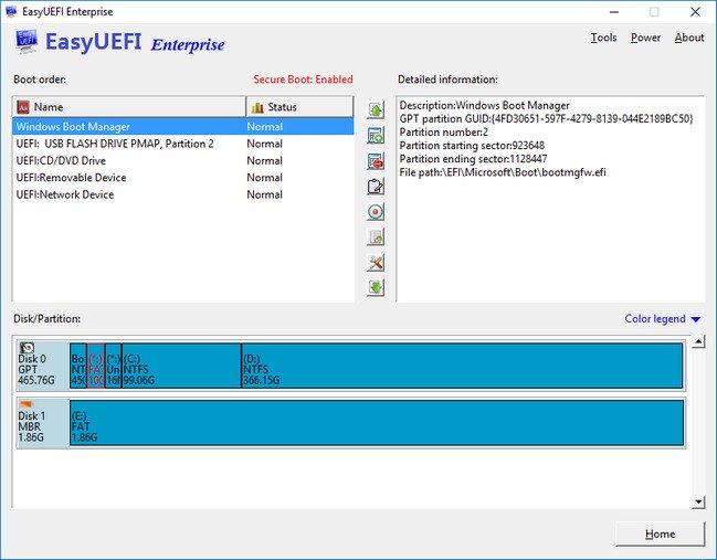 EasyUEFI Enterprise 3.0 Multilingual