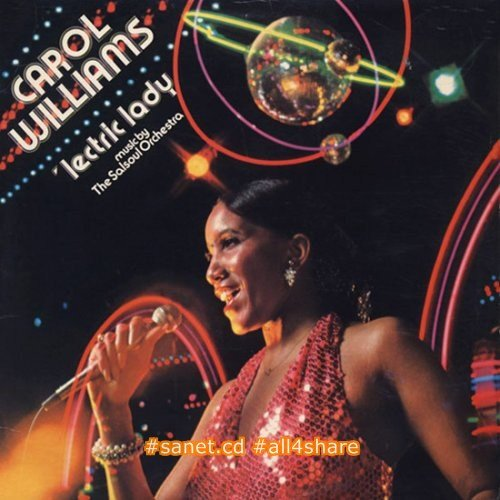 Carol Williams - 'Lectric Lady (1976) [2014, Remastered & Expanded] CD Rip