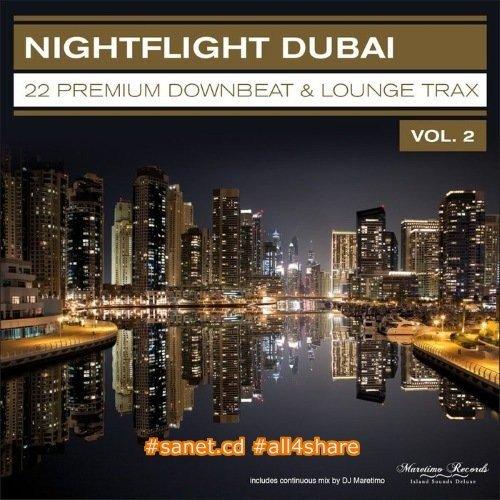 VA - Nightflight Dubai, Vol. 2 – 22 Premium Downbeat & Lounge Trax (2015) Mp3