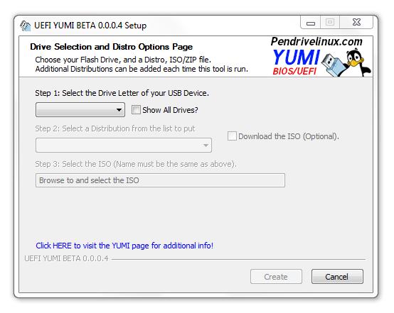 yumi uefi