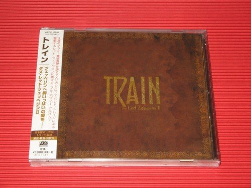 Train - Train Does Led Zeppelin II (2016) (FLAC)