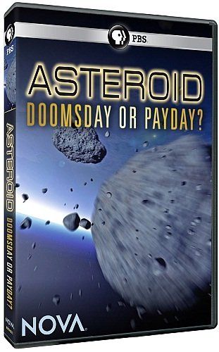 PBS - NOVA Asteroid Doomsday or Payday (2013) 720p HDTV x264-W4F