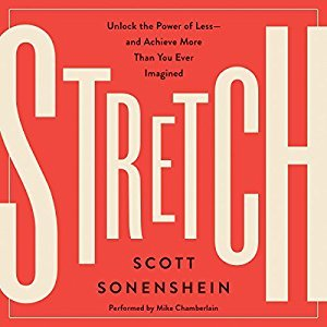 Stretch Unlock the Power of Less - and Achieve More Than You Ever Imagined (Audiobook)