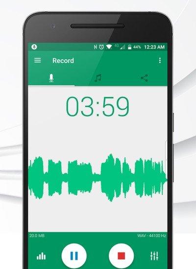 Parrot - Voice Recorder Pro v2.3.0.103b