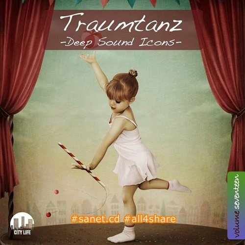 VA - Traumtanz Vol 17 Deep Sound Icons (2017)